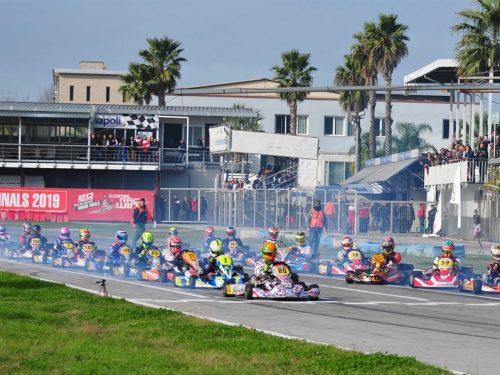 Il Trofeo Ayrton Senna chiude la stagione karting