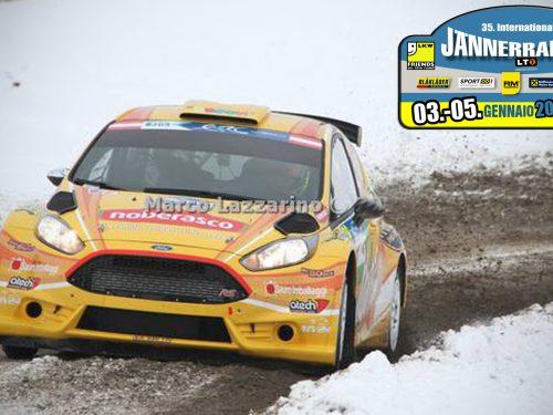 35. Jänner-Rallye 2020 | BIG SHOW & MISTAKE