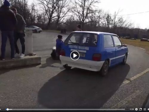 Raduno Rally Rally Showww in diretta