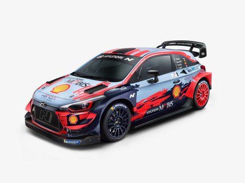 Hyundai punta a conquistare entrambi i titoli nel WRC 2020