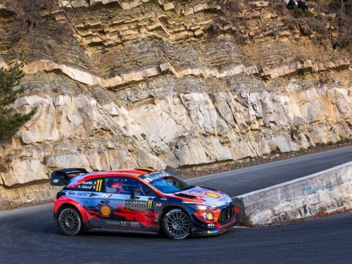 Hyundai apre il Mondiale Rally 2020 con la prima vittoria assoluta a Monte-Carlo