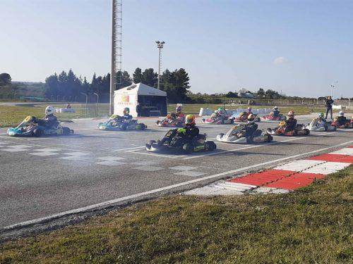 Fazzino apre il karting regionale a Melilli