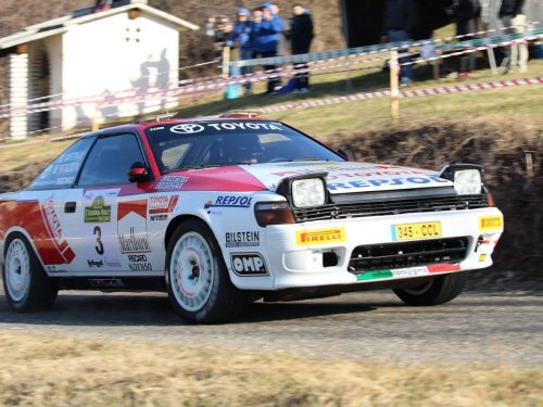 Pienone d'iscritti al Rally Lessinia Historic 2020