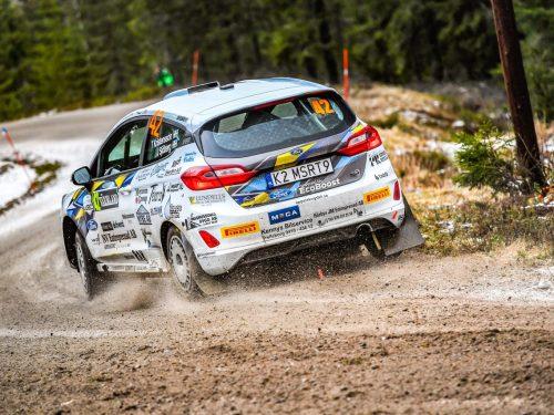 Svezia, Junior WRC: Kristensson allunga