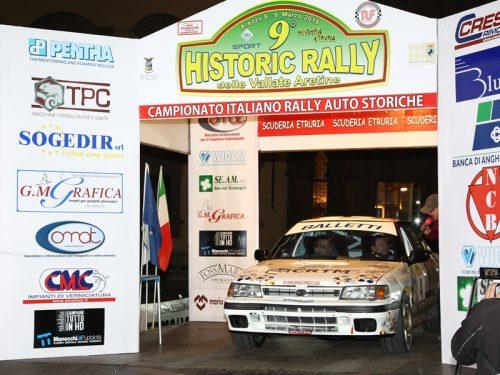 Aspettando il 10°Historic Rally Vallate Aretine