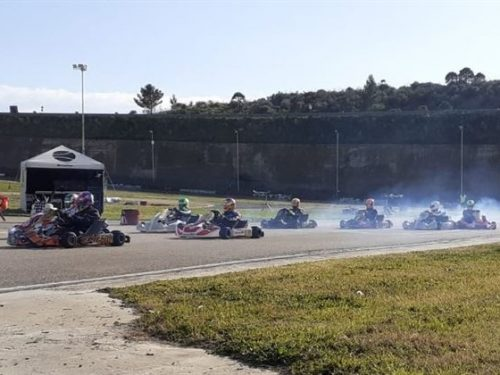 Minoa incorona Lombardo nel karting
