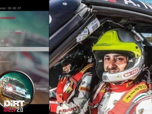 DiRT Rally 2.0 con ANDREA NUCITA! – Italian Stream Projects