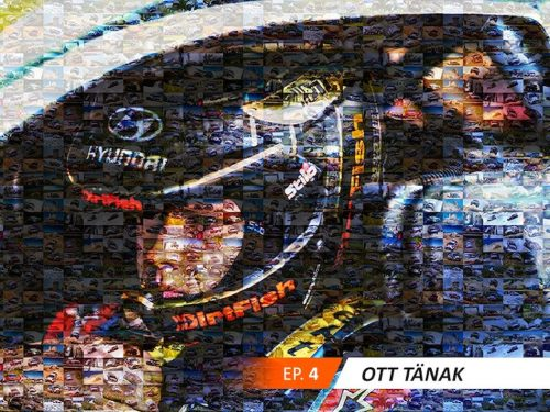 WRC Backstories Podcast: Ott Tanak episode #4
