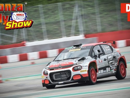 Back to Monza Rally Show 2019…
