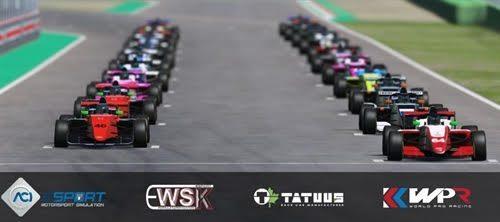 Tatuus lancia il progetto di sfide virtuali F4 e Formula Regional fra piloti professionisti di ieri e di oggi