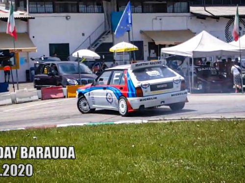 TEST DAY | Pista BARAUDA 28.06.2020 | MISTAKE & BIG ACTION!