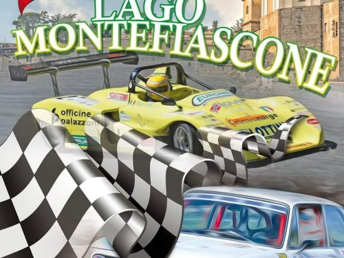La 24° Cronoscalata Lago Montefiascone rinviata al 2021