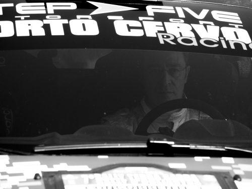 Tra i portacolori della Porto Cervo Racing non ci sarà Maurizio Diomedi.