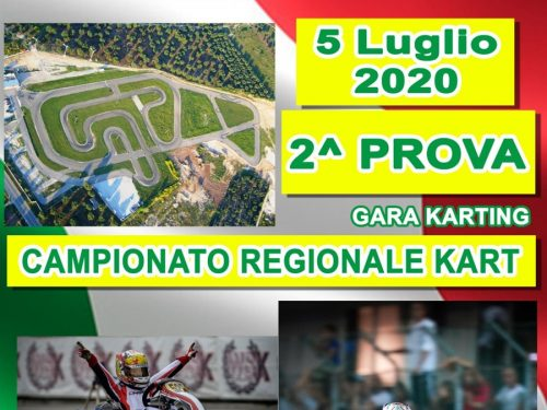 Anche la Puglia pronta a ripartire con il karting nel Campionato Regionale