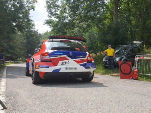 Test day Dronero Montemale per vetture da Rally 27 giugno 2020, reportage fotografico completo.