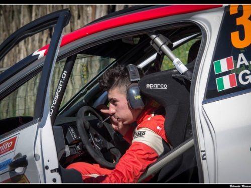 Alessandro Casella – Rosario Siragusano nel Tricolore Asfalto per i colori CST Sport con il Team MS Munaretto