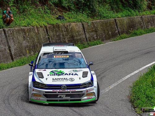 R Italian Trophy al via del 14° Rally di Alba