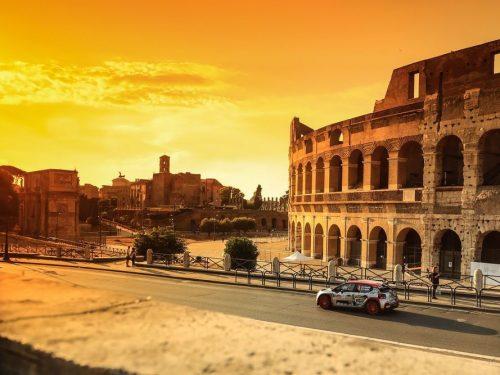 La Citroën domina e vince il Rally di Roma Capitale grazie alla C3 R5 condotta da Aleksey Lukyanuk