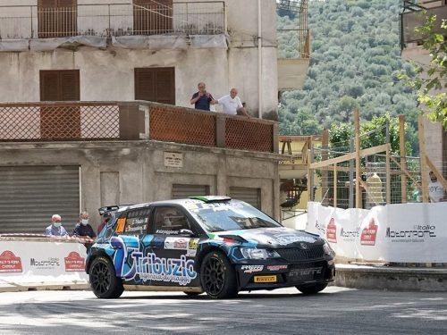 Tribuzio-Stracqualursi sono 2° nel 42° Rally di Pico, mentre Vallone primeggia in S1600.