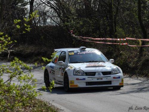 Erreffe Rally Team riparte dal RallyLana con Tiziani