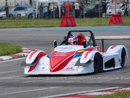 RO racing riparte con Miglionico
