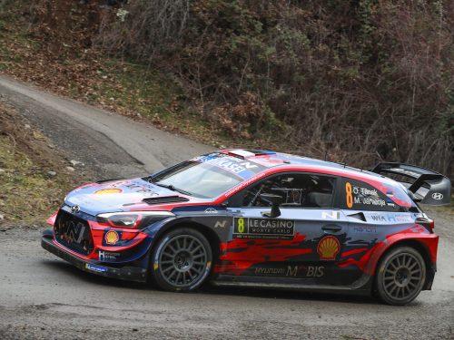 Il 14° Rally di Alba al via: 162 iscritti tra cui il Campione del Mondo in carica Tanak
