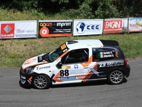 Doppio podio al Casentino per Publi Sport Racing.