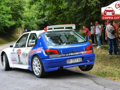 55° Rally Coppa Città di Lucca 2020 [VIDEO]