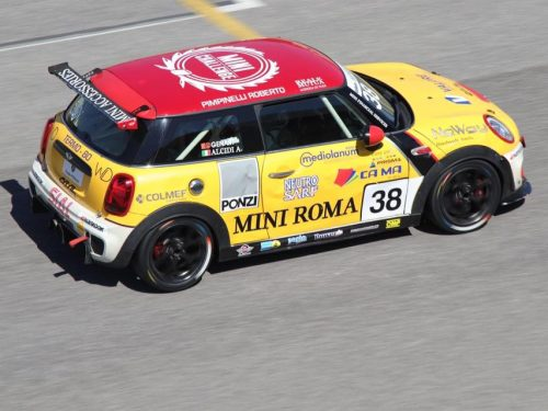 Speed Motor al via a Misano nel Mini Challenge 2020