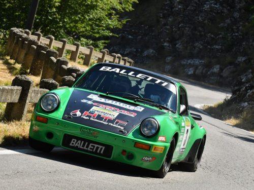 Balletti Motorsport: missione compiuta al Vallate Aretine