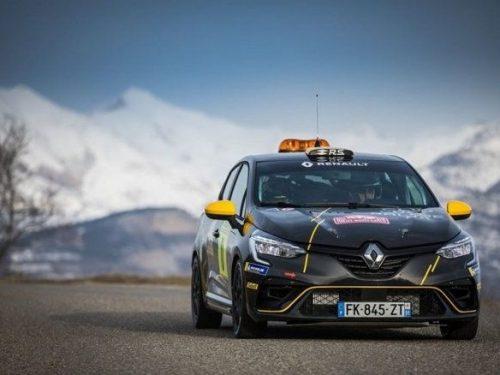 Al via la nuova stagione rallystica dei Trofei Renault