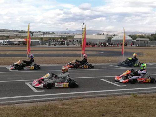 Alogna nella quinta prova del Campionato Siciliano