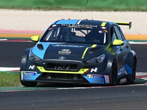 Marco Pellegrini si conferma sulla Hyundai di Target Competition