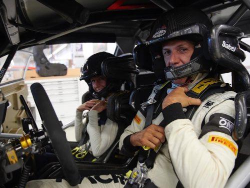 Ad Alba, Pedersoli-Tomasi con la Hyundai i20 WRC Plus