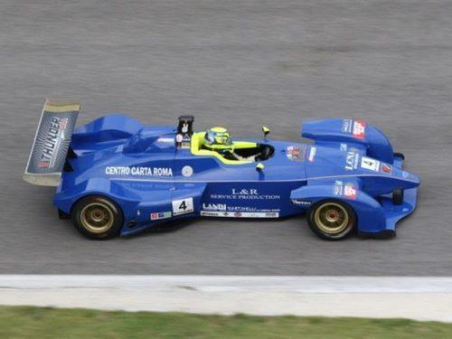 Mugello, Libere 1. Stefano Attianese firma la prima sessione della tappa inaugurale per il Campionato Italiano Sport Prototipi.