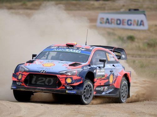Rally Italia Sardegna confermato nel calendario WRC 2020