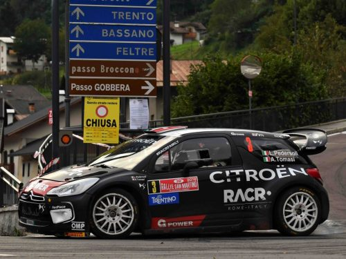 Il Rallye San Martino di Castrozza ripunta le lancette