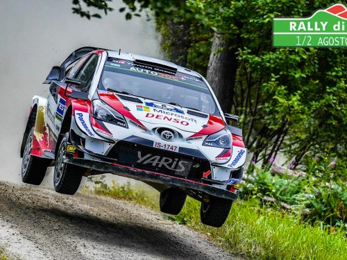 14° Rally di Alba 2020: BIG ACTION & BIG SHOW