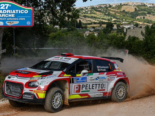 27° Rally Adriatico Marche 2020: BIG SHOW & MAX ATTACK!