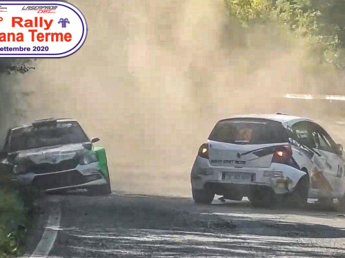 38° Rally Casciana Terme 2020: CRASHES, MISTAKES AND SHOW!