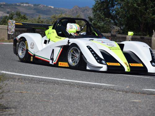 Emanuele Schillace su Radical SR4 vince e fa bis allo Slalom Rocca Novara di Sicilia