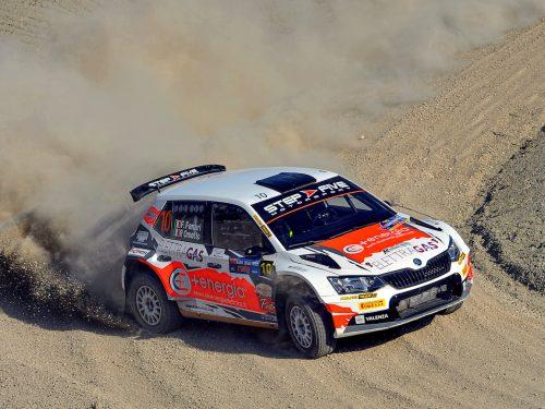 Francesco Fanari al Rally Adriatico per voltare pagina