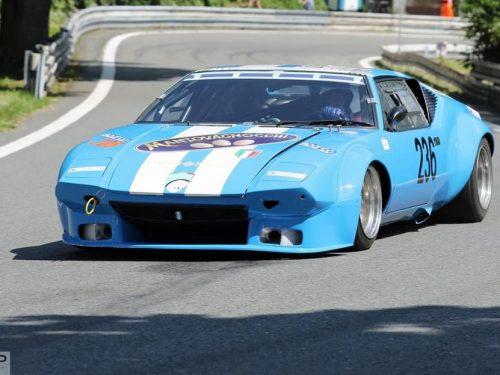 Giuliano Palmieri altro valore aggiunto in RO racing.