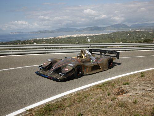 La Porto Cervo Racing riparte dal Campionato Italiano Velocità Montagna