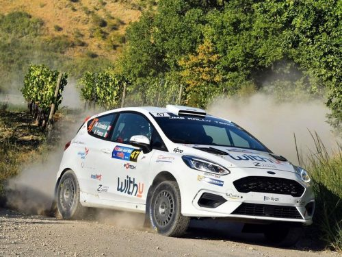 La Daytona Race è pronta a scendere in gara al 27° Rally Adriatico Marche, penultimo appuntamento del CIRT, giocando un ruolo da protagonista