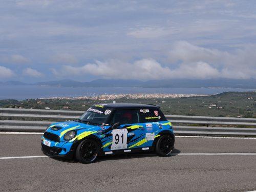 Angelo Marino costretto alla ritirata alla 59^ Alghero-Scala Piccada (Civm 2020)