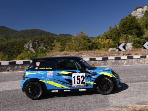 """Speed Motor, buoni risultati anche alla 58esima cronoscalata """"Svolte di Popoli"""" (Civm 2020)"""