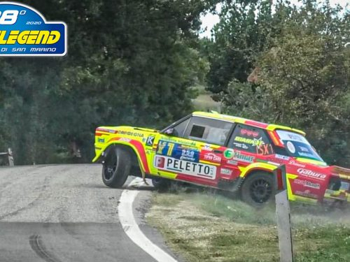 18° RallyLegend 2020: BIG SHOW, MISTAKES AND JUMP!