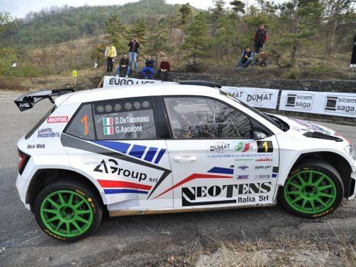 Il 12-13 dicembre va in scena il Rally Appennino Reggiano 2020