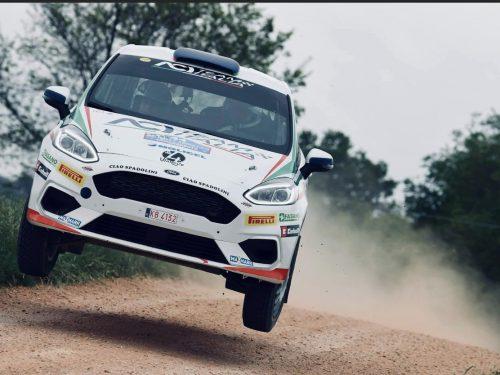 Dal prossimo Rally del Molise 2020, il talentuoso Giuseppe Testa vestirà i colori della scuderia RO racing